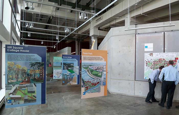 都市デザインセンターが果たす6つの役割