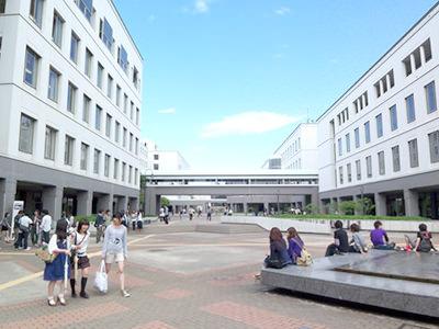 市民に開かれた都市型のキャンパスを目指して