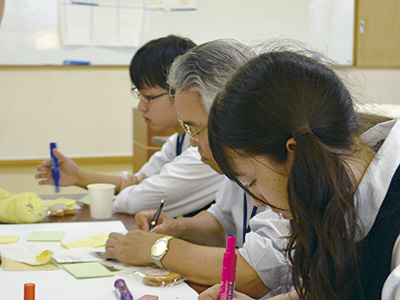 新小谷木橋デザイン検討ワークショップ